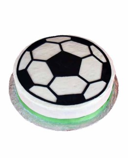 Football designer Shape Cake