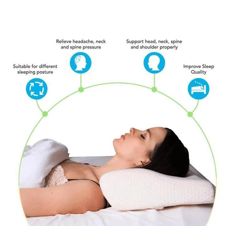 best pillow for neck pain neck pillow