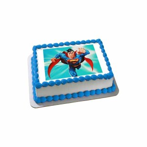 Square Shape PhotoCake