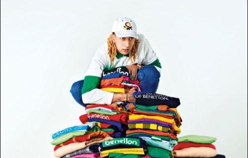 Il rapper Ghali sarà il 'volto' di Benetton