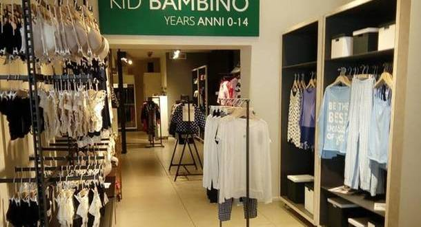 Benetton Varese chiudono i negozi Benetton e Sisley di Sesto Calende e Laveno Mombello