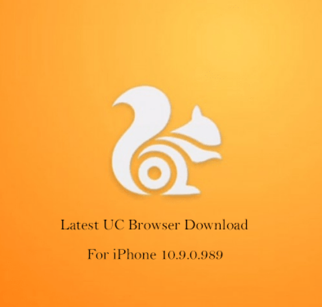 UC Browser Download For iPhone 10.8.9.968 - Download UC Browser
