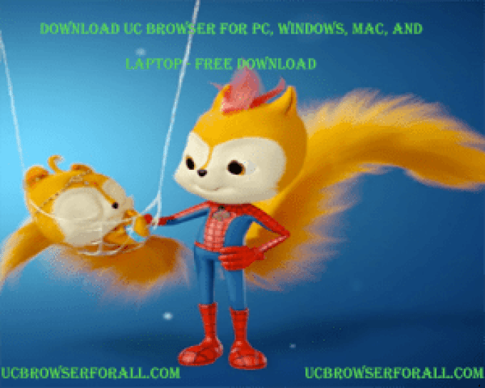 UC Browser for PC, Windows, Mac, and Laptop - Free UC Browser