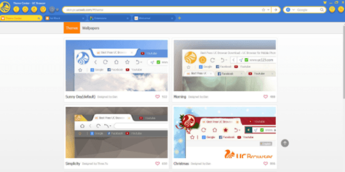 Free UC Browser For PC in English for 7/8/8.1 | Free Download UC Browser