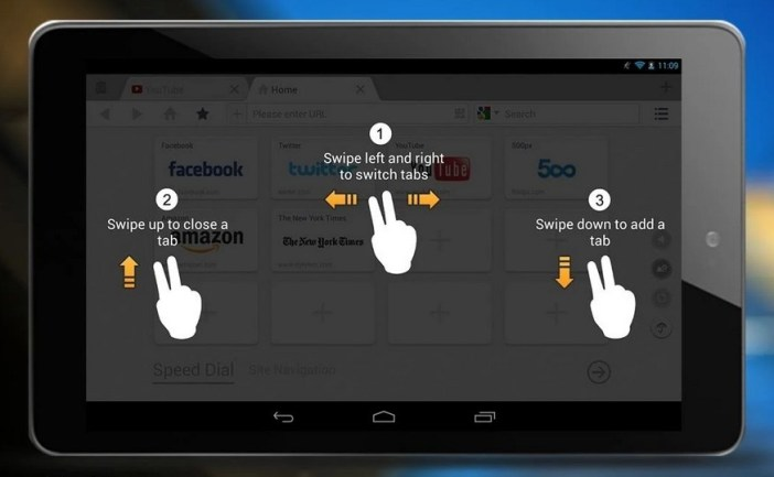 Android Tablet Browser - Download UC Browser for Android
