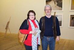Book designers Elaine Tierney and Christian Kunnart, Kunnart & Tierney
