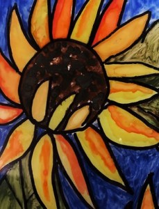 Art with Alice: Glass Painting Class