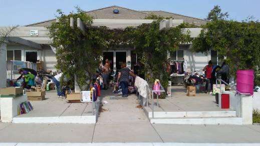 church yard sale in simi valley
