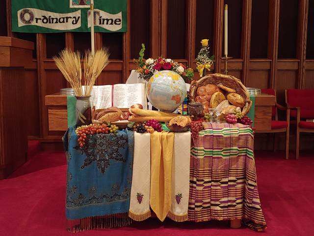 World Communion day