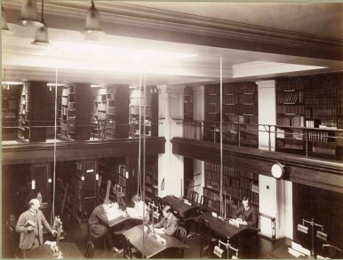 Library of the Royal College of Science for Ireland, Merrion Street (UCD Special Collections)