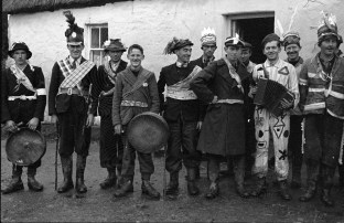 "St Stephen's Day Wren Boys: ""The Wran"", Athea, Co. Limerick"