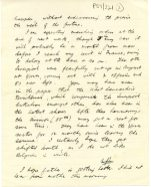 Letter from Michael pg2