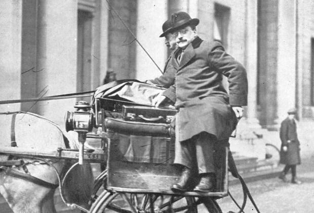 Arthur Griffith, December 1921