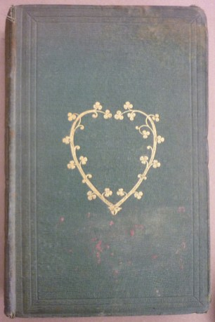 Cover of 'A Fortnight in Ireland' by Sir. Francis B. Head, 1852.