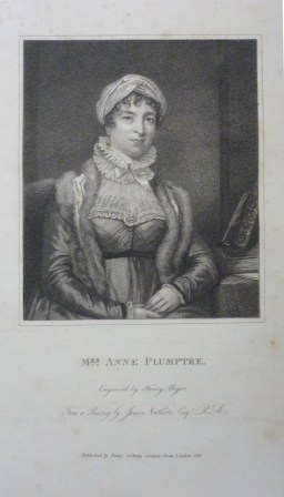 Image of the author Anne Plumptre.