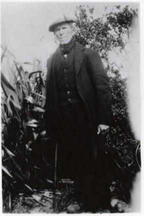 Seán Ó Conaill, Co. Kerry. Photographed by Seámus Ó Duilearga.