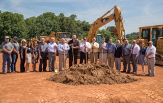UCDD Breaks Ground for New Facility