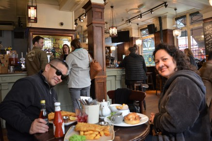 parents fish and chips