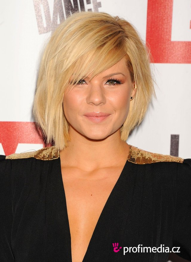 kimberly caldwell - - hairstyle - easyhairstyler