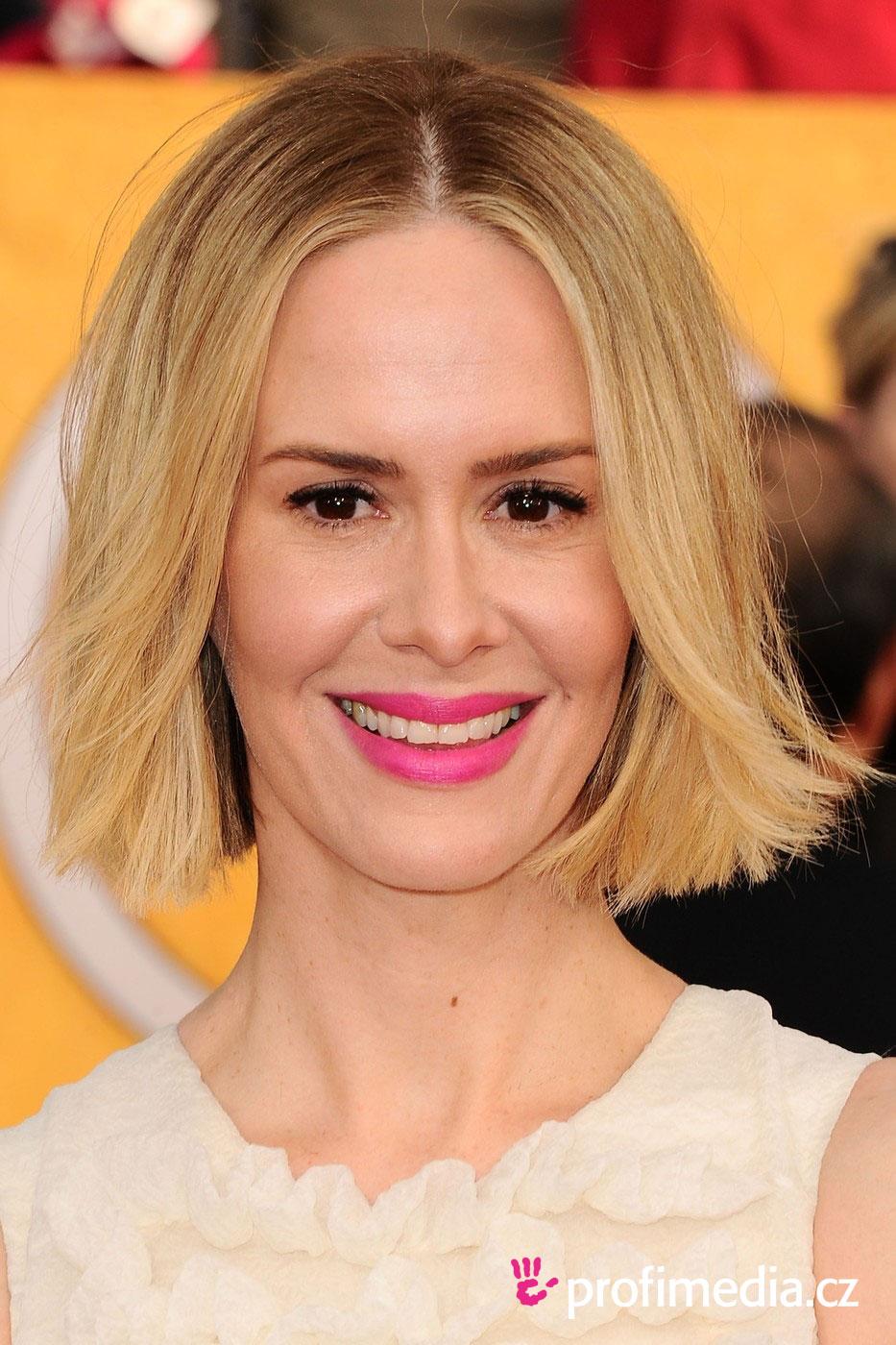 Sarah Paulson Hairstyle EasyHairStyler