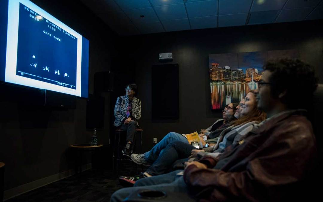 Endowed Scholarship Further Cements UCF's Leadership Role in Gaming Industry