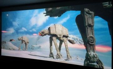 Star Wars EP5,スター・ウォーズ/帝国の逆襲,ホームシアター,アナモフィックレンズ,プロジェクター,映画
