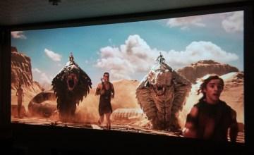 キング・オブ・エジプト,Gods of Egypt,ホームシアター,プロジェクター