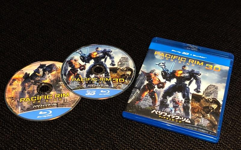 パシフィック・リム:アップライジング,3D,Blu-ray