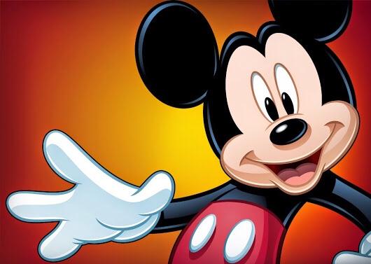 """""""ミッキーマウスは、なぜ白い手袋をしている?""""(002)"""