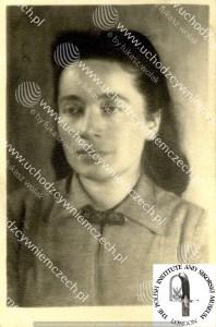 Zofia Odrobna z d. Ogonowska