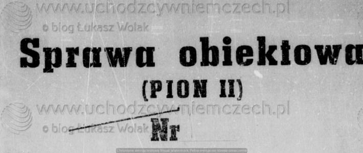 Przypadek dr. Henryka Bogdańskiego cz. 1