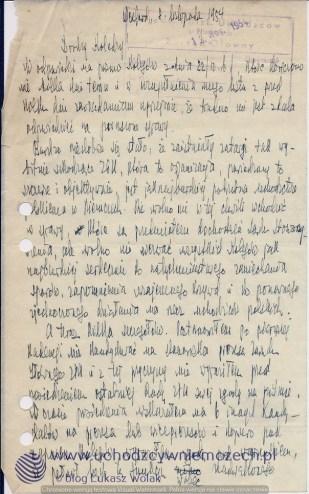 Ostatni list