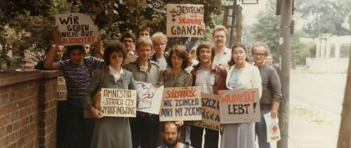 """Towarzystwo Solidarność i """"Pogląd"""""""