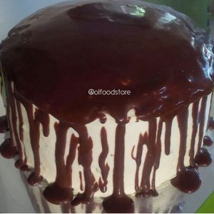 pie cokelat uchy sudhanto