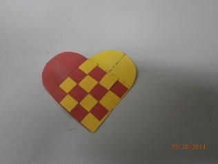 украс срце