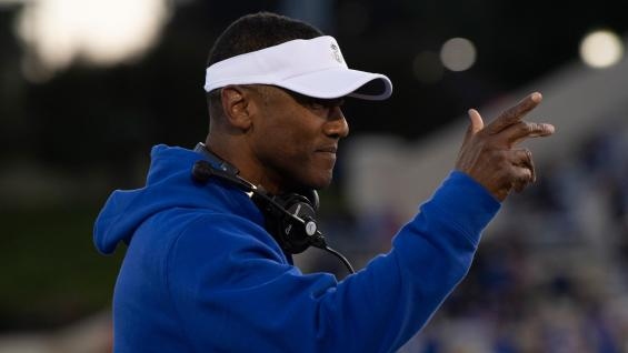 Football Adds Norwood to Coaching Staff - UCLA
