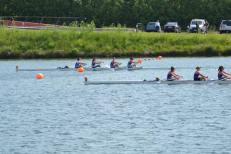 W Im3 4+ winning the final at MET Regatta