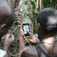 Participatory Mapping in Congo-Brazzaville (Part 1)