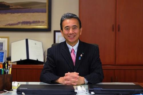 Re-election of the Mayor of Hamamatsu, Yasutomo Suzuki