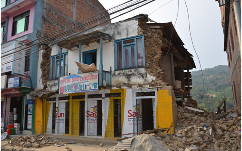 Nepal: Mobile Data Leading Disaster Support Delivered