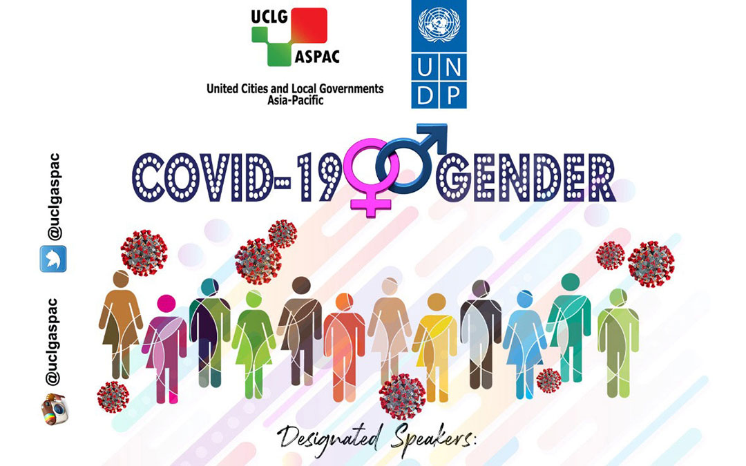 WebShare #12: COVID-19 and Gender