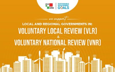 UCLG ASPAC Roles on the VNR and VLR Process