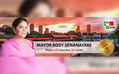 From Beauty Pageant to Politics: Mayor Rosy Senanayake Stands up with Hard Work and Relationship with People