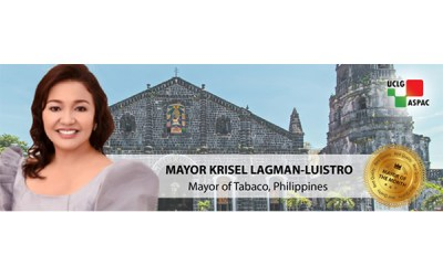 Mayor Krisel Lagman-Luistro: Act Fast, Learn from Experience