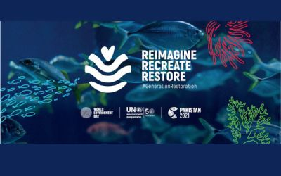 WORLD ENVIRONMENT DAY 2021 FOCUSES ON NATURE-BASED SOLUTIONS