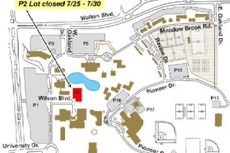 oakland university campus map » Full HD MAPS Locations - Another ...