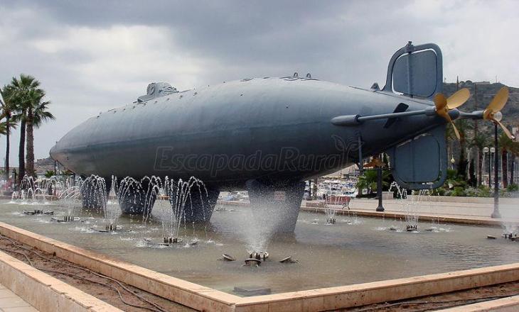 Submarino Peral: Información útil y fotos