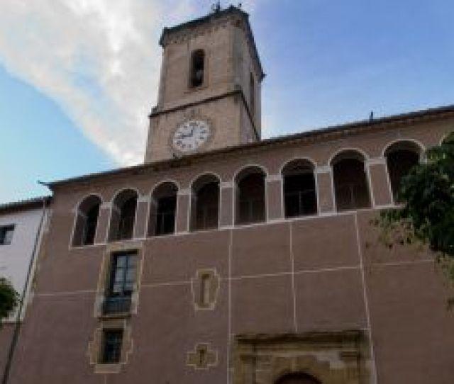 El Monasterio De Santa Maria Damer