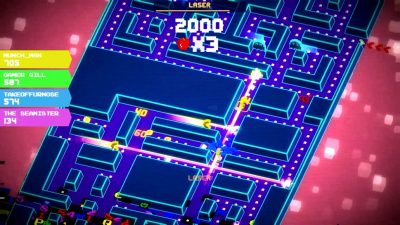 pac-man-256-4-player