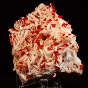 Vanadinite and Barite
